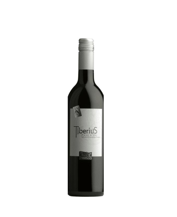 Raudonas vynas Tiberius Syrah/Grenache Noir (13%) 0.75L
