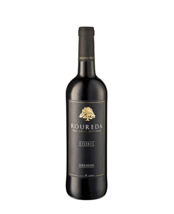 Raudonas vynas Roureda resserva DO Tarragona 0.75L