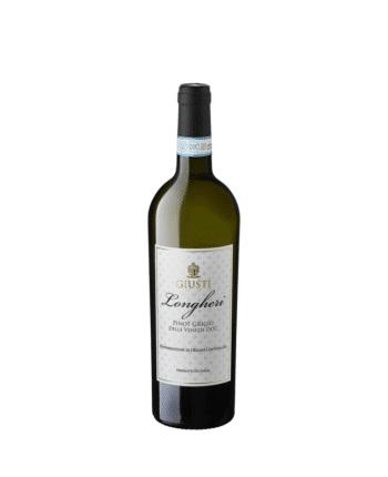 Baltas, sausas vynas Giusti Pinot Grigio IGT Veneto (12,5%) 0.75l, Italija