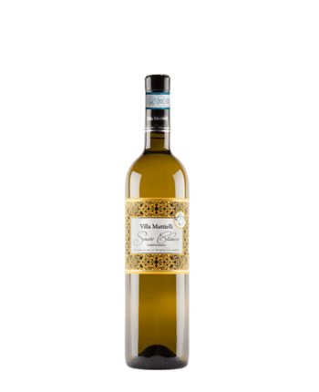 "Baltas, sausas vynas Campolungo Soave Classico DOC ""Villa Mattielli"" (13%), 0.75l Italija"