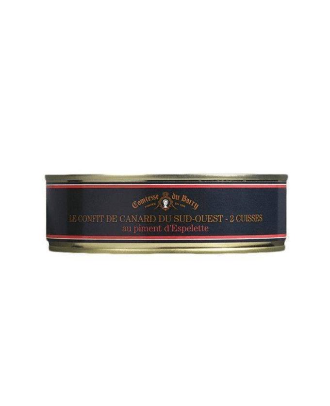 Anties kulšelės prancūziškai su Espeleto pipirais 650g