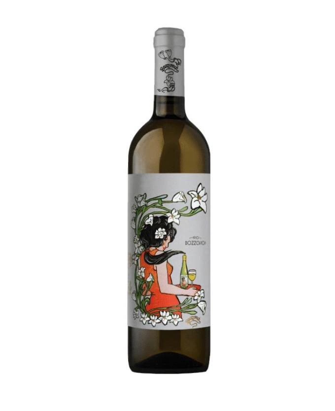 Baltas, sausas vynas Bozzovich IGT Beneventano 0.75l, Italija