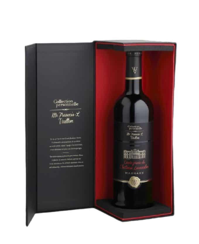 Raudonas, sausas vynas Cuvee privee du Chateau Lascombes Margaux 2011 0,75l, Prancūzija