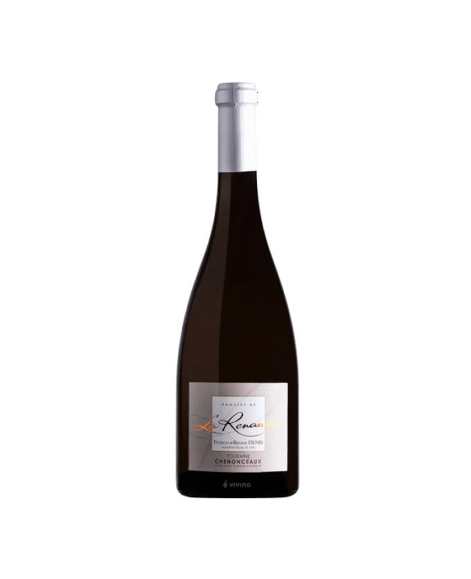 Baltas, sausas vynas Domaine la Renaudie Chenonceaux Blanc ATC Touraine 0.75l, Prancūzija