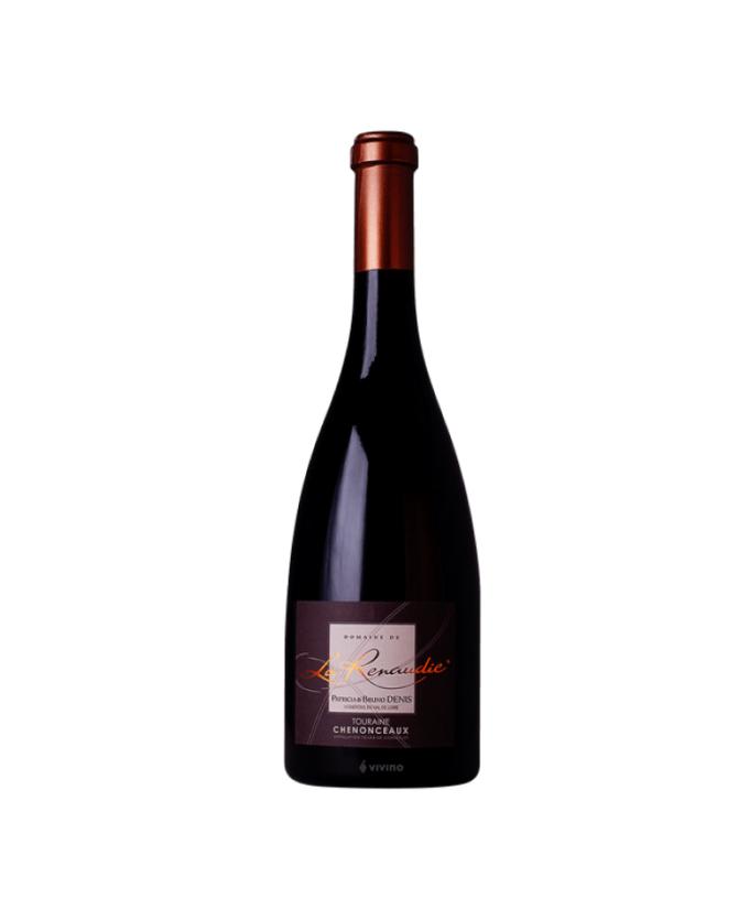 Raudonas, sausas vynas Domaine la Renaudie Chenonceaux ATC Touraine 0.75l, Prancūzija
