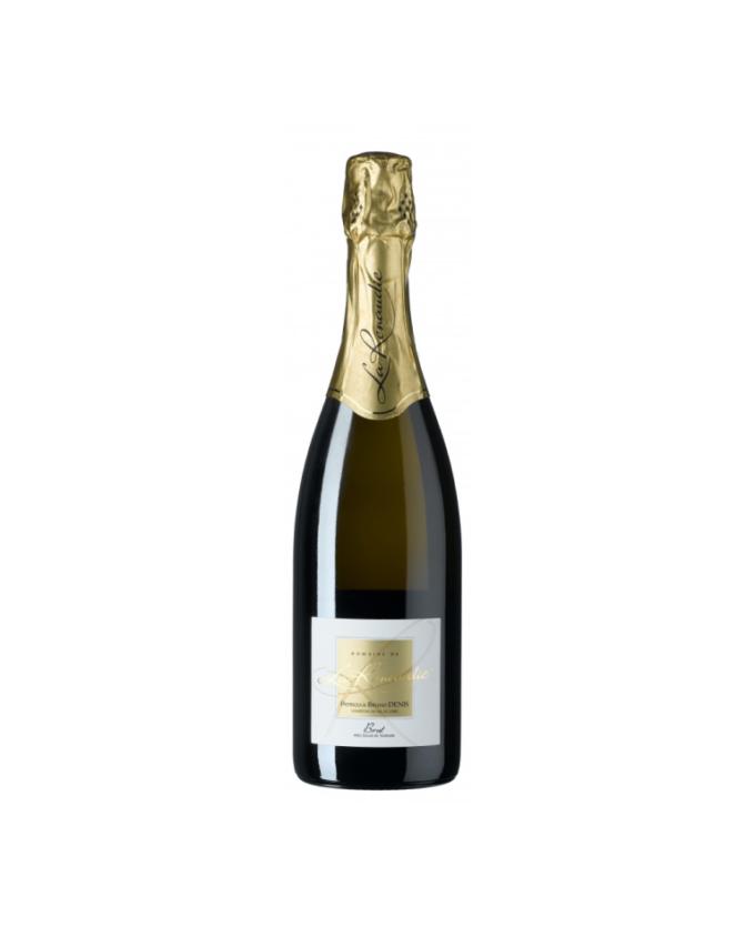 Baltas, sausas, putojantis vynas Domaine la Renaudie Mousseux Brut ATC Touraine 0.75l, Prancūzija